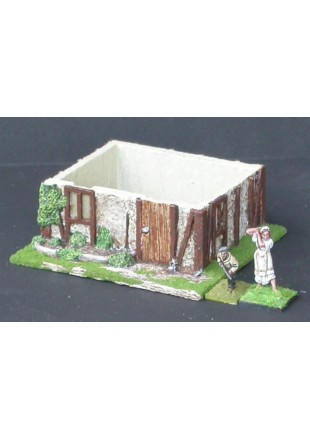 MAI1 Maison rustique