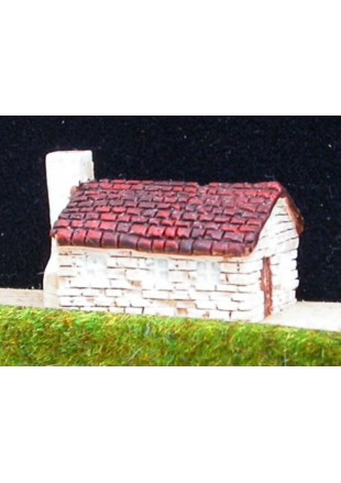 P5 Maison en briques et toit de tuiles