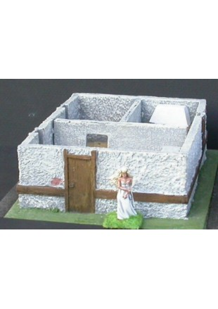 HAB1 Maison médiévale