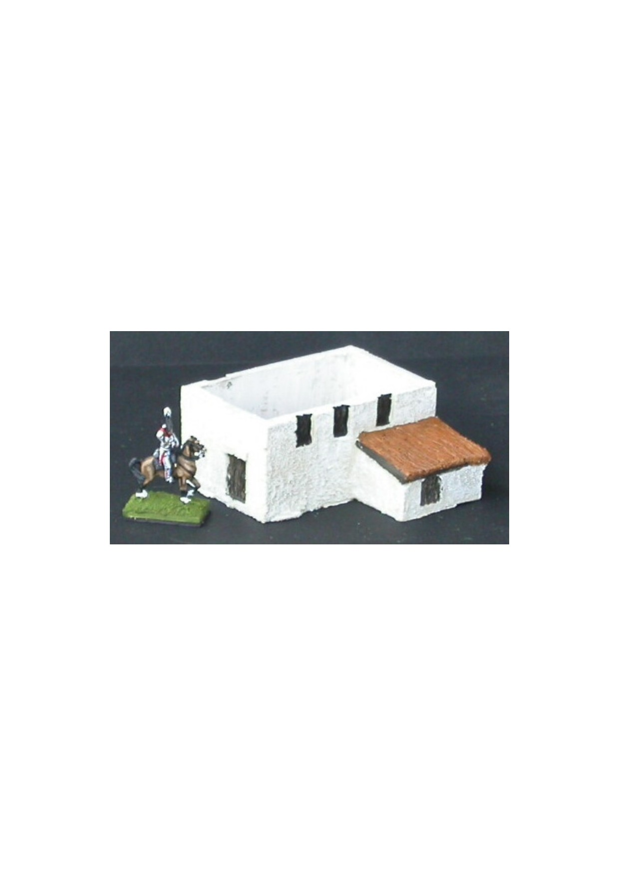 EMP1 Maison avec appentis