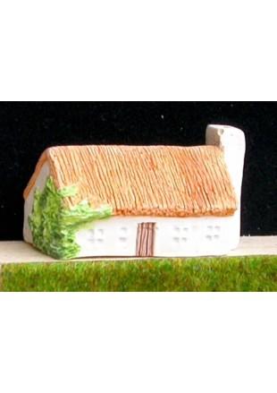 C8 Grande maison avec toit de chaume