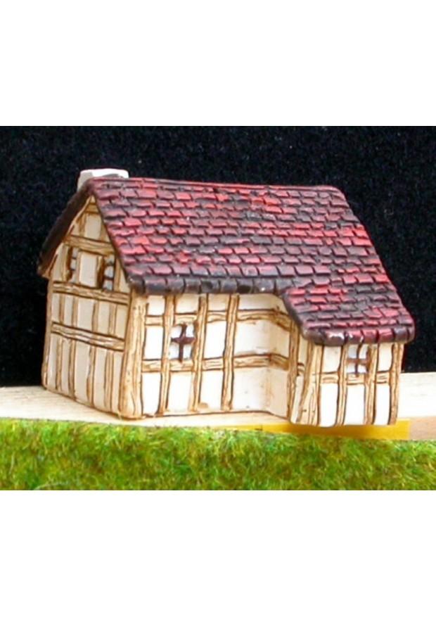 M8 Auberge médiévale avec toit de tuiles