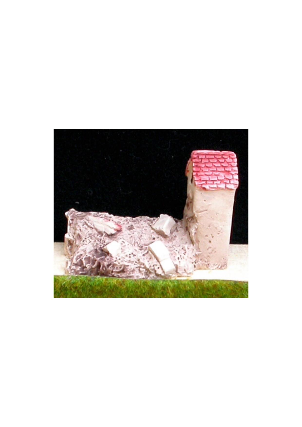 M12 Eglise ruinée