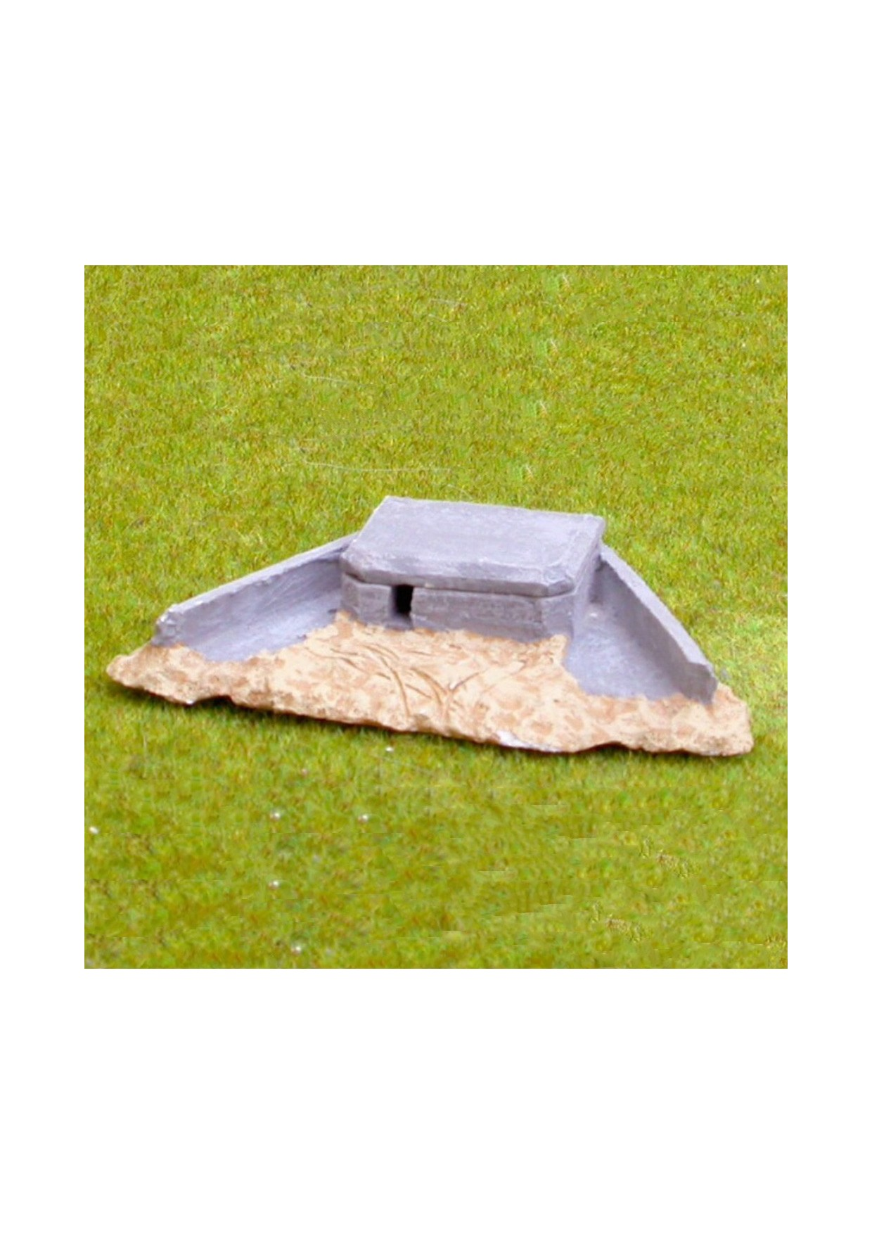 F2 Grand bunker (toit ouvrant)